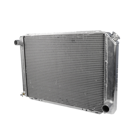 AFCO 80109N 1979-93 Mustang Racing Radiator - Big & Small Block Chevy