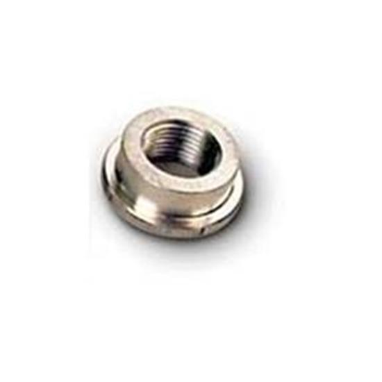 AFCO 80128X12 Aluminum Weld-On Female Fitting, 1/8 Inch NPT Thread