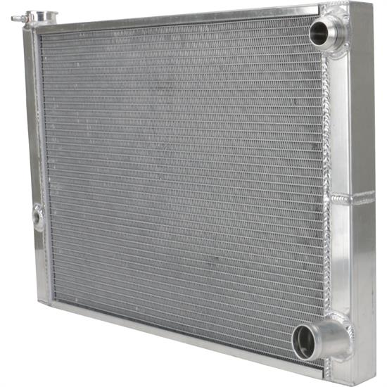 AFCO 80185NDP-20 Dirt Late Model Lightweight Double Pass Radiator