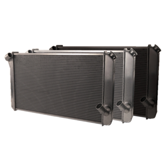 AFCO Direct Fit 1973-76 Corvette Aluminum Radiators