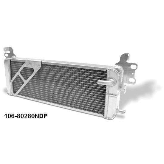 AFCO 80280NDP 2007-Up Shelby GT500 Heat Exchanger