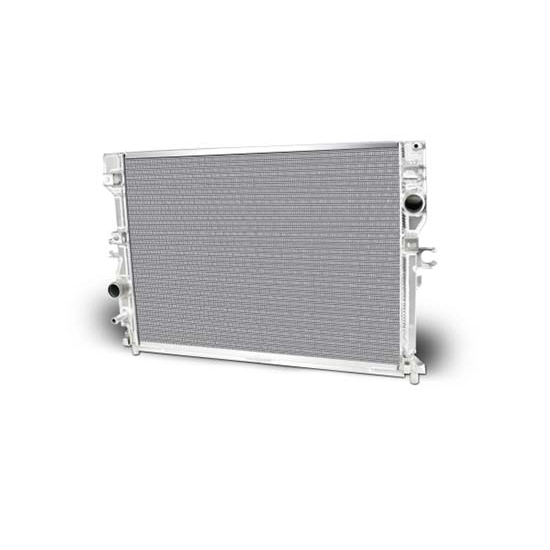 AFCO 80292N Direct Fit Radiator, 2014-15 Corvette C7, Satin