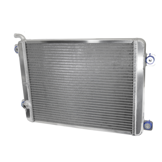 AFCO 80293NDP 2009-15 Cadillac CTS-V Heat Exchanger, Satin Finish
