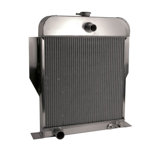 AFCO 1949-53 Ford Car Aluminum Radiator, Ford Engine