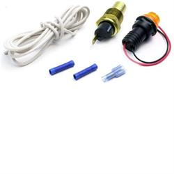 AFCO 85192 Warning Light Kit, Water Temp.