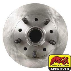 AFCO 9850-6500 GM Metric Style Brake Rotors 1979 and Up, 5 x 5 Inch