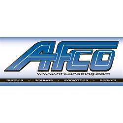 AFCO LIT-215 Display Banner, 96 x 38