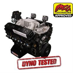 GM 19258602 CT350 602 Chevy Crate Engine, Dyno Tested