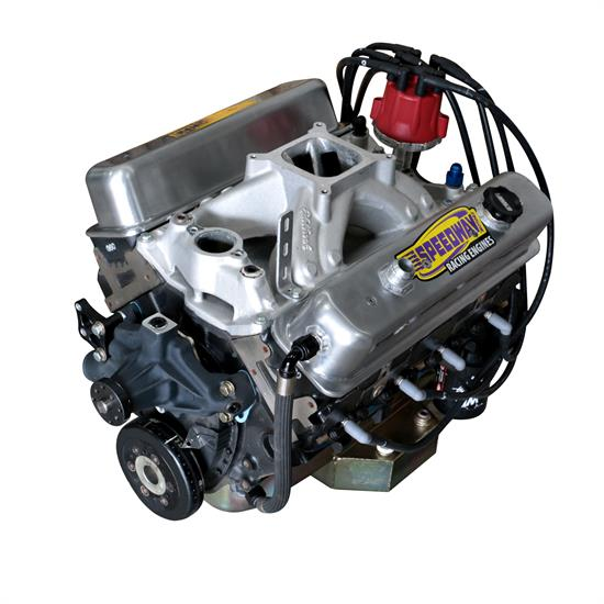 Speedway Crate Buster Small Block Chevy 355 Oval Track Engine