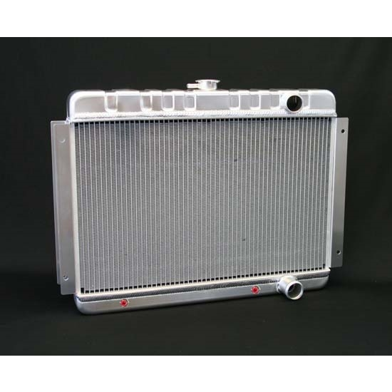 Dewitts 1149001A 1964-65 Chevelle SB/BB Direct Fit HP Radiator, Auto