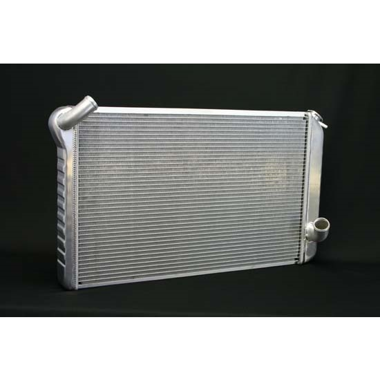 Dewitts 1149073M 1973-76 Corvette Direct Fit HP Radiator, Manual