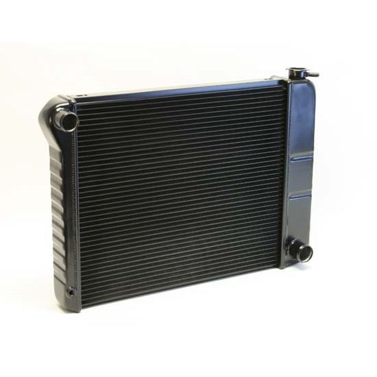 Dewitts 1239035M 1973-74 Nova Direct Fit Radiator, Black, Manual