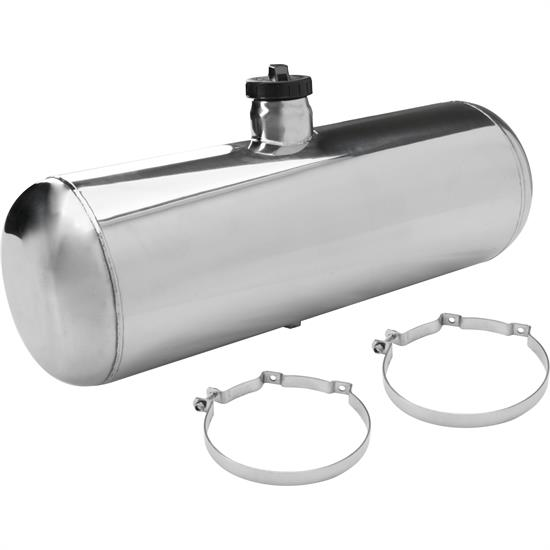 EMPI 00-3795-0 Stainless Steel Gas Tank, 8 x 24 Inch, 5 Gallon