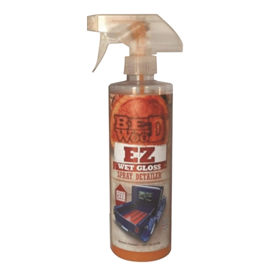 Bed Wood & Parts 952 EZ Wet Gloss Spray Detailer