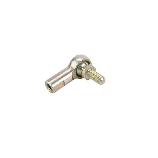 Speedway Steel 1/2 Inch LH Female Heim Joint Rod Ends with Stud