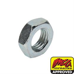 Steel Hex Jam Nuts, 1 Inch Weight Jack Bolt, Zinc Plated