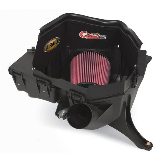 Airaid 201-142 SynthaFlow QuickFit Intake Kit, GM 2.8L-3.7L