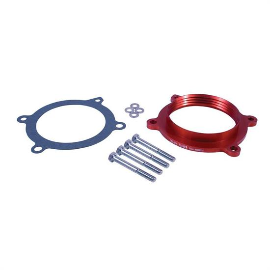 Airaid 250-634 Poweraid Throttle Body Spacer, Chevy 6.2L