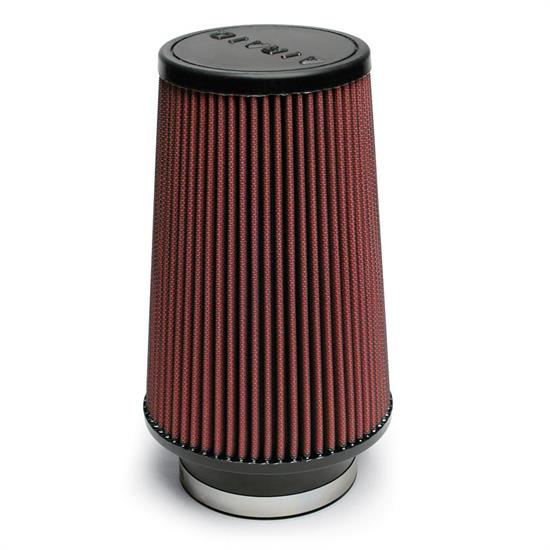 Airaid 701-470 SynthaMax Air Filter, Red, 9in Tall, Tapered Conical