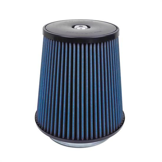 Airaid 703-031 SynthaFlow Air Filter, Blue, 9in Tall, Round Tapered