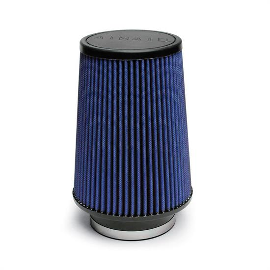 Airaid 703-422 SynthaFlow Air Filter, Blue, 8in Tall, Round Tapered