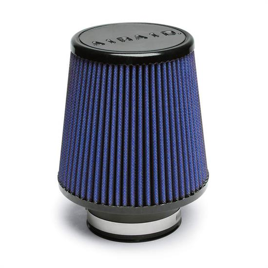 Airaid 703-450 SynthaFlow Air Filter, Blue, 5.875 Tall, Taper Conical