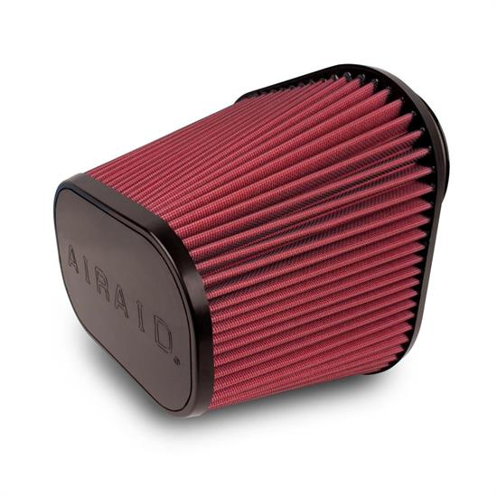 Airaid 720-478 SynthaFlow Air Filter, Red, 7.5in Tall