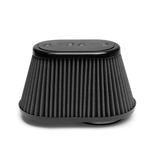 Airaid 722-448 SynthaMax Air Filter, Black, 4.5in Tall, Oval Tapered