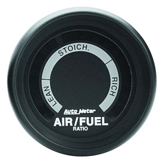 Auto Meter 2675 Z-Series Digital  Narrowband Air/Fuel Ratio Gauge