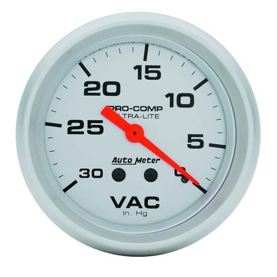 Auto Meter 4484 Ultra 8 Inch