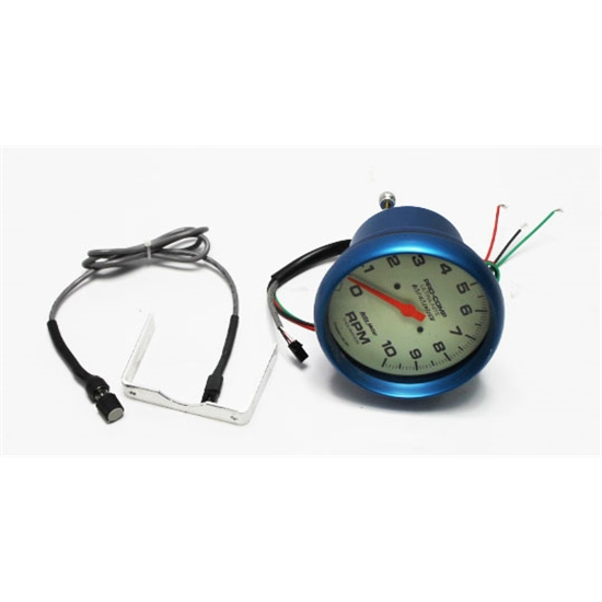 Garage Sale - Auto Meter 4594 Ultra-Nite Air-Core In-Dash Tach, 10k RPM, 5 Inch
