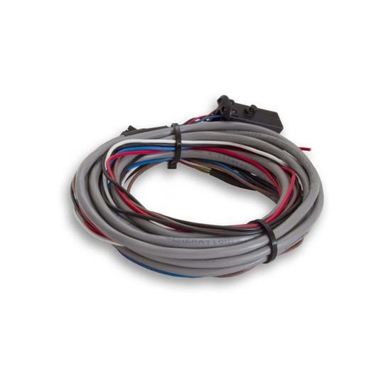 auto meter 5232 wiring harness for wideband air fuel pro gauges