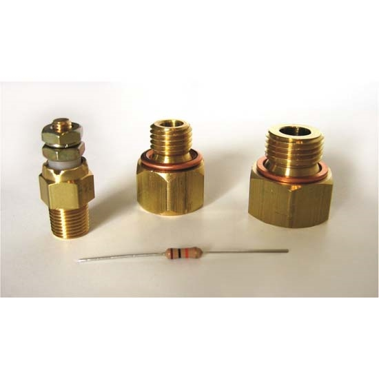 Ls1 Engine Temp Sensor: Auto Meter 5284 GM LS Sensor Fitting Installation Kit