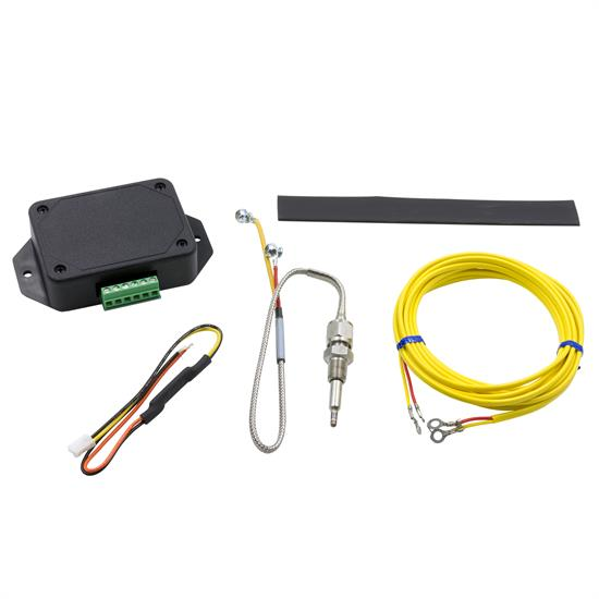 Auto Meter 6054 Sensor Kit, Type K TC, Egt, 1/4, Closed Tip, 10Ft.