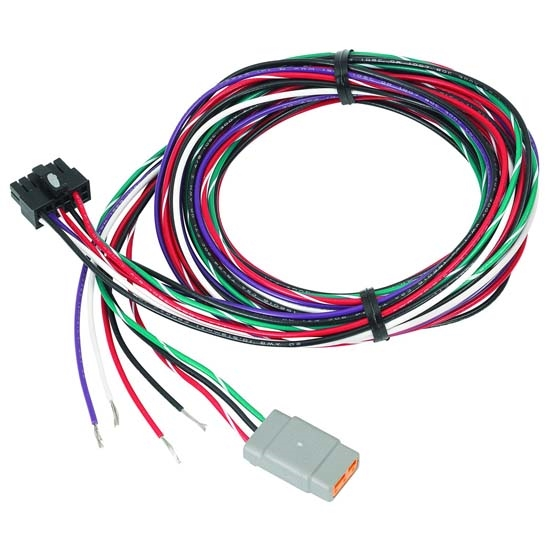 Auto Meter P19380 Spek-Pro Replacement Wire Harness, Pressure