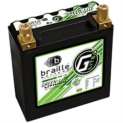 Braille Battery G20 Battery, 12 Volt