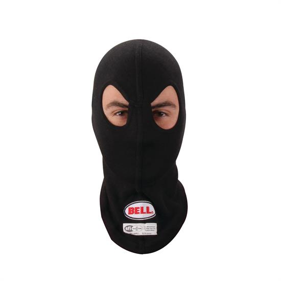 Bell Inner X Head Sock, Black Dual Eye Ports