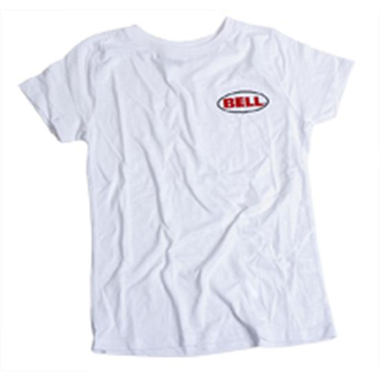 Bell Ladies '54 White T-Shirt