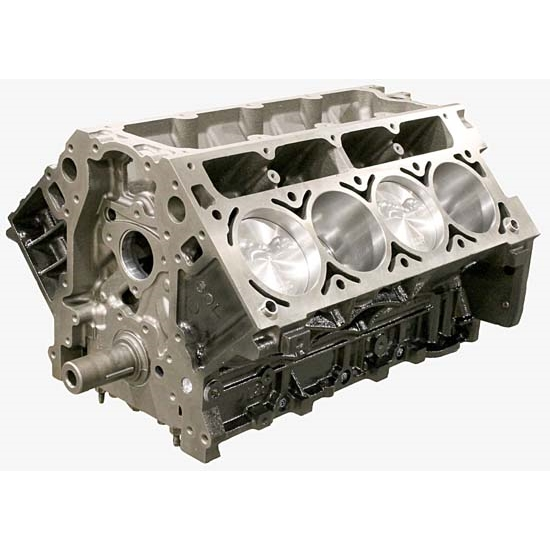 BluePrint BPLS4080 GM 408 Iron 6.0 LS Crate Engine, Forged Crank