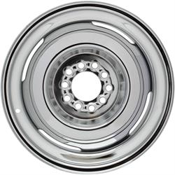 Speedway Vintage 15x8 Steel Wheels, 5 on 4.5/4.75, 4 Inch BS