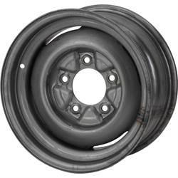 Speedway Vintage 15x8 Steel Wheels, 5 on 5.5, 4 Inch BS
