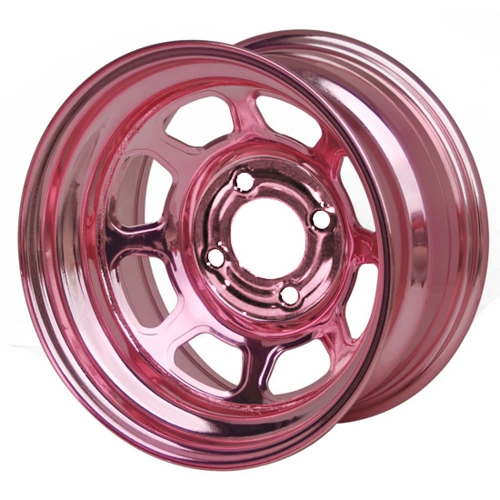 Aero 31-974010PIN 31 Series 13x7 Wheel, Spun, 4 on 4 BP, 1 Inch BS