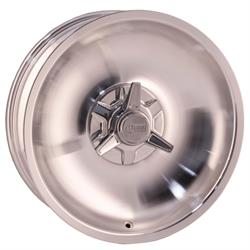 Rocket Racing Wheels Solid Wheel, 18x6, 5 on 5.5, 2.375 Backspace