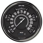 Classic Instruments Six Pack Gauge, 1949-50 Ford