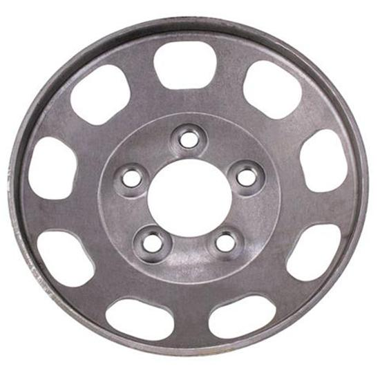 Wheel Center for Stock Car 15 Inch Steel Wheel, 5 on 4-3/4
