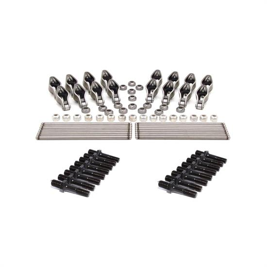 COMP Cams 1431-KIT Magnum Rocker Arms, Roller Tip, 3/8