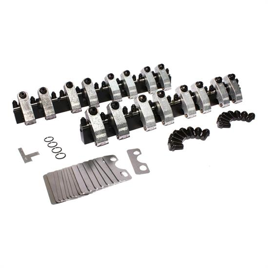 COMP Cams 1514 Rocker Arms, Full roller, 5/16 Stud, Kit