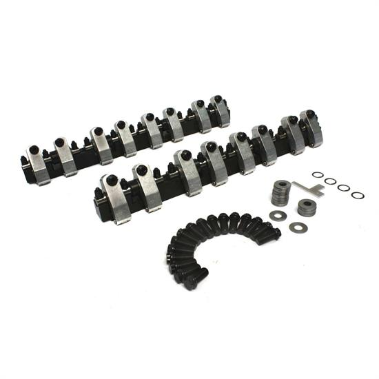 COMP Cams 1519 Rocker Arms, Full roller, Kit