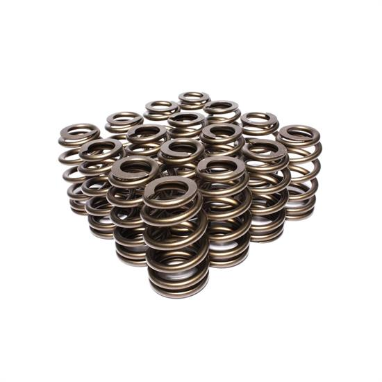 COMP Cams 26055-16 Valve Springs, Single, 400 lb Rate, Set of 16