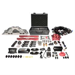 FAST 3011454-05E Complete EZ-EFI Kit, Big Block Chevy, Up to 550HP